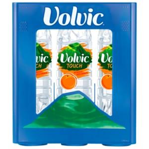 Volvic Touch Pfirsich 6x1,5l