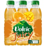 Volvic Juicy Orange-Mango 0,5l 6er Pack