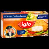 Iglo Chicken-Burger 227g, 2 Stück