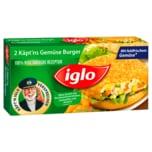 Iglo Käpt'ns Gemüse Burger 250g