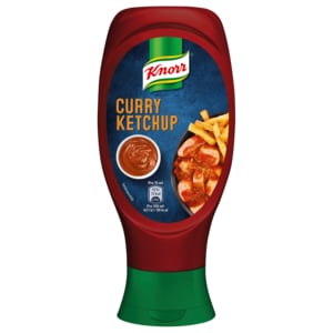 Knorr Curry-Ketchup 430ml