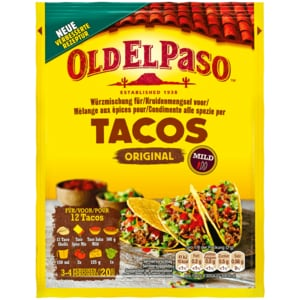 Old El Paso Taco Seasoning Mix 30g