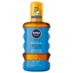 Nivea Sun Protect & Bronze Öl Spray LSF 30 200ml