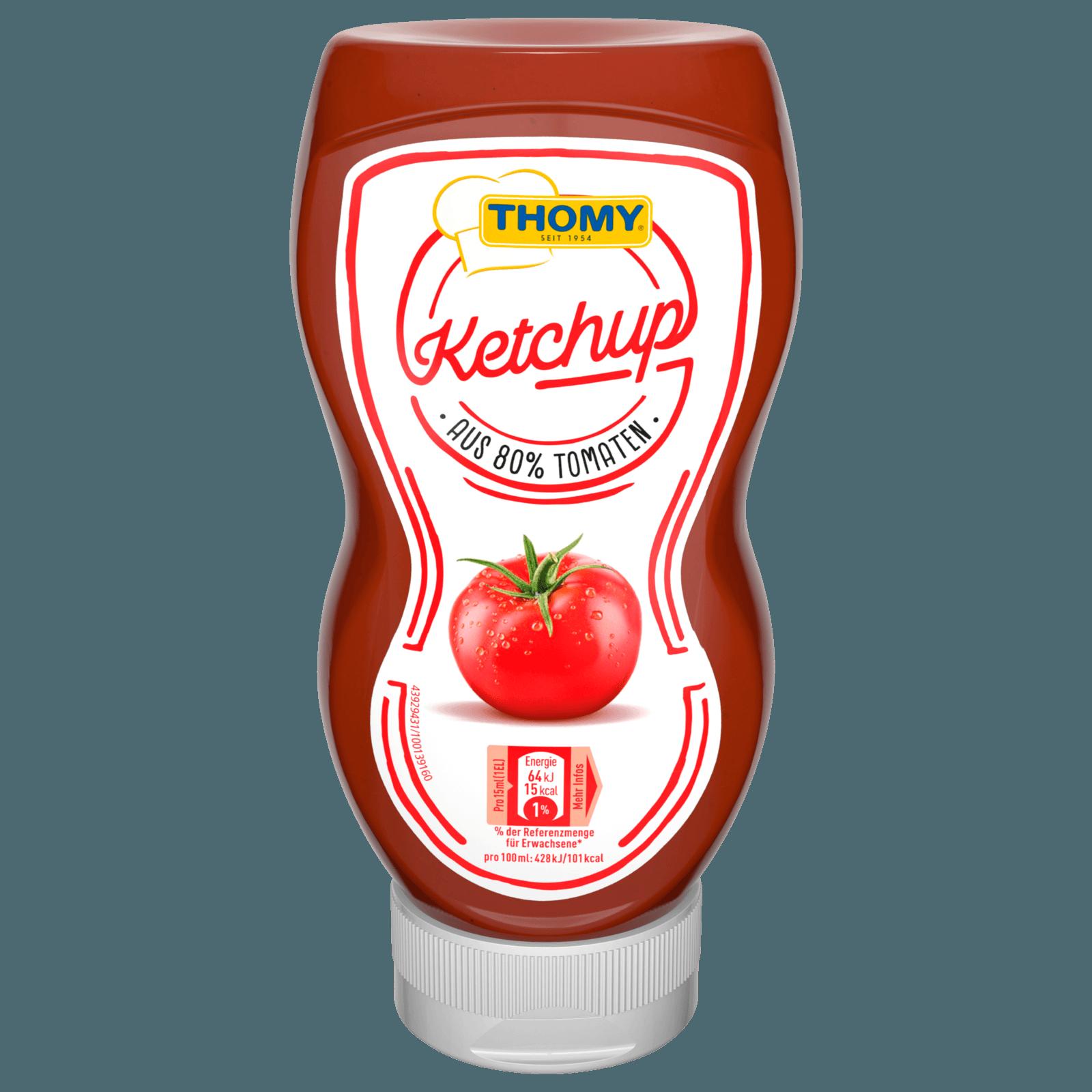 Thomy Ketchup 80 % Tomate 230ml