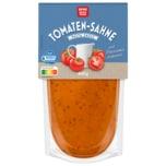 REWE Beste Wahl Pastasauce Tomate-Sahne 400g