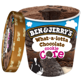 Ben & Jerry's What a lotta Chocolate Eis 500ml
