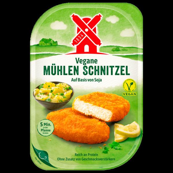 Rügenwalder Mühle Vegetarische Mühlen Schnitzel Klassisch 180g
