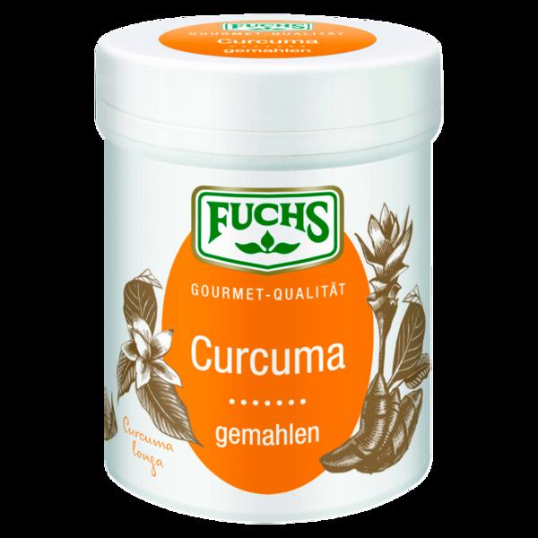 Fuchs Curcuma gemahlen 70g