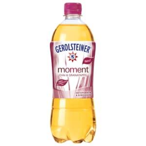 Gerolsteiner Moment Chai & Granatapfel 0,75l