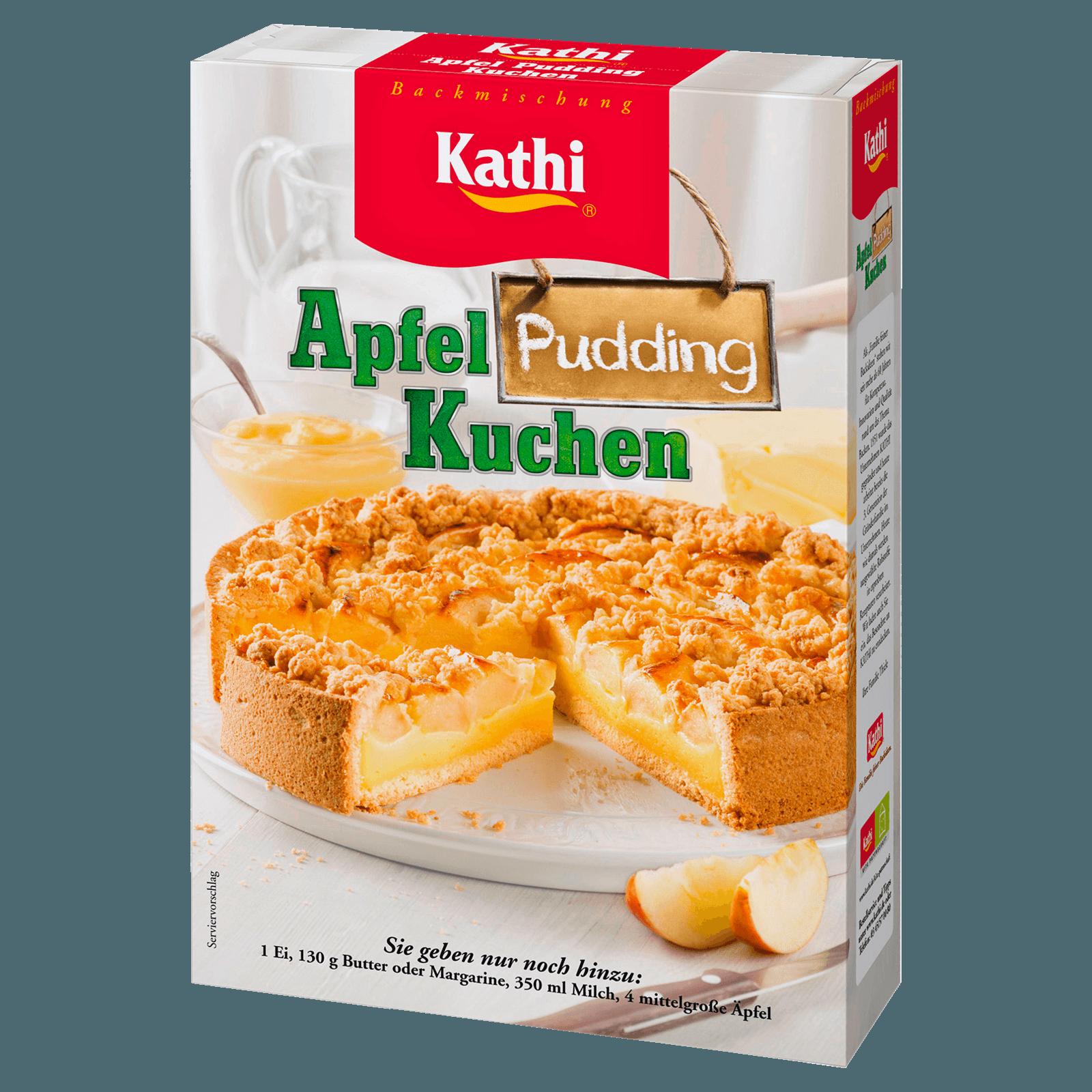 Kathi Apfel Pudding Kuchen 520g Bei Rewe Online Bestellen