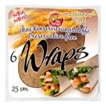 Mr. Wraps Roggen Wraps 6 Stück, 370g