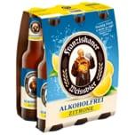 Franziskaner Weißbier Zitrone alkoholfrei 6x0,33l