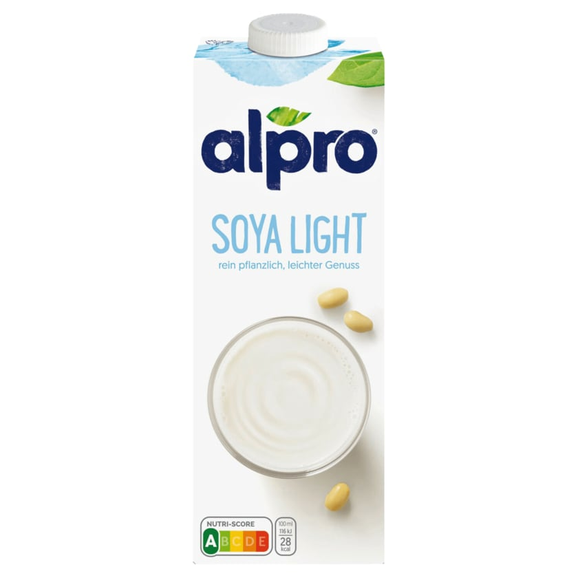 Alpro Soja-Drink Light vegan 1l