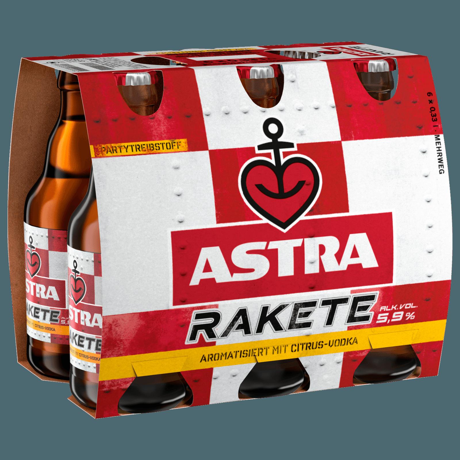 Astra Rakete 6x033l