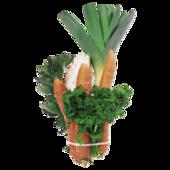 REWE Bio Suppengrün 400g