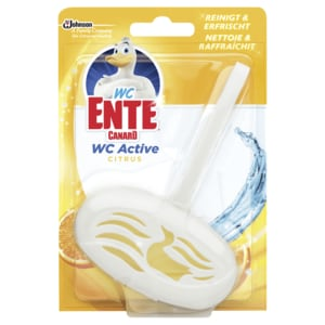 WC-Ente Active 3in1 Citrus 40g