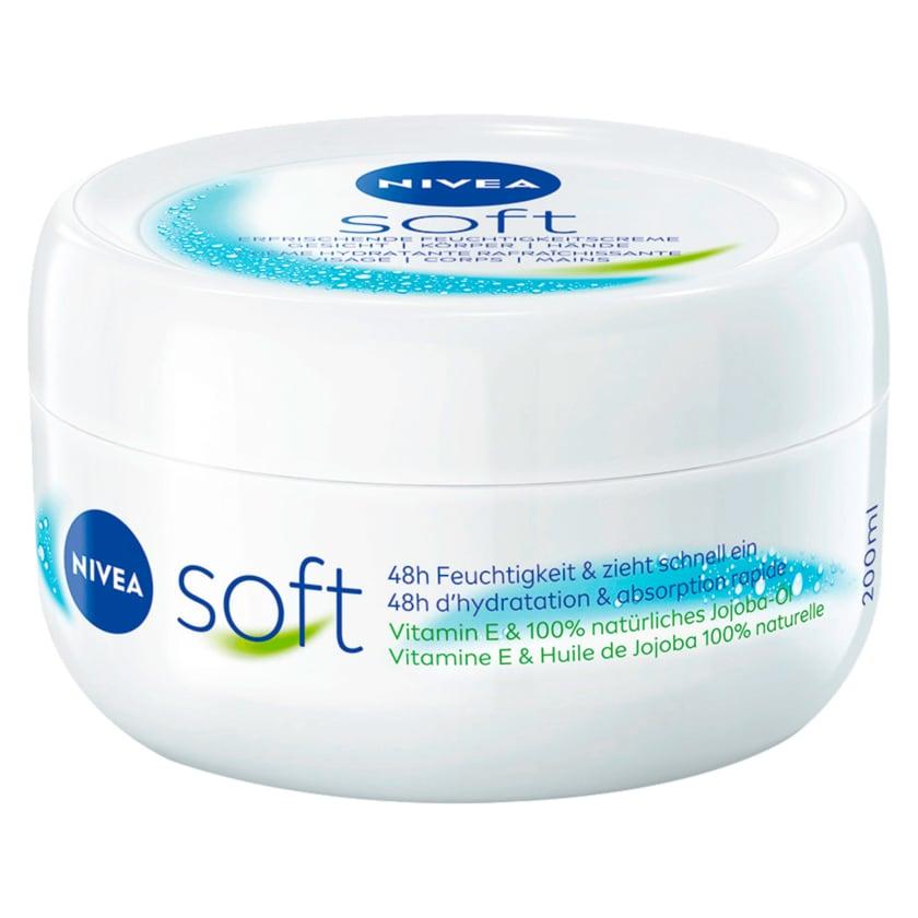 Nivea Soft Creme Dose 200ml