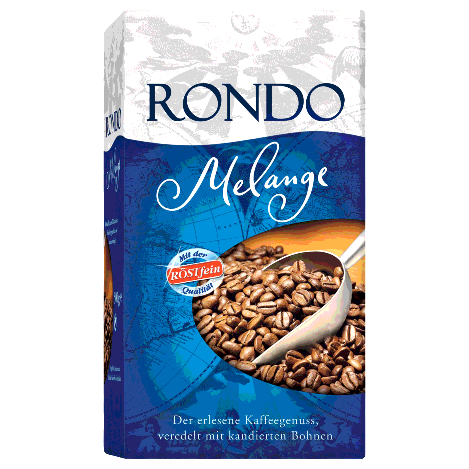 Rondo Melange Kaffee gemahlen 500g
