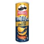 Pringles Tortilla Chips Nacho Cheese 180g
