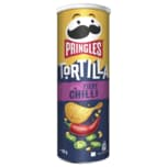 Pringles Tortilla Chips Spicy Chilli 180g
