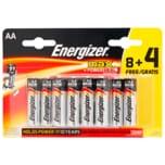 Energizer Batterien MAX +Powerseal 8+4 Mignon AA
