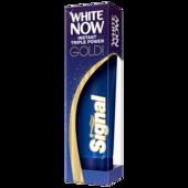 Signal Zahnpasta White Now Gold 75ml
