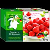 Schneemann Deutsche Erdbeeren 400g
