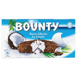 Bounty Ice Cream 6x50ml