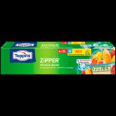 Toppits Zipper Allzweck-Beutel 3l, 8 Stück