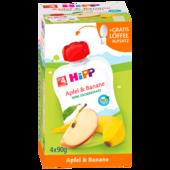 Hipp Apfel & Banane 4x90g
