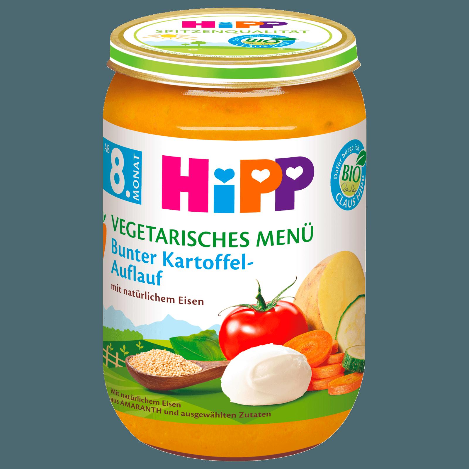 Hipp Bunter Kartoffel-Auflauf 220g