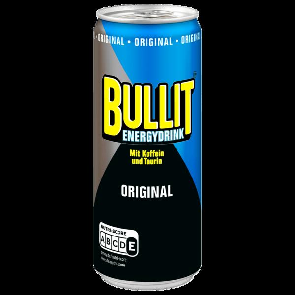 Bullit Energydrink 0,33l