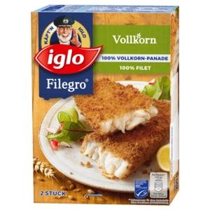 Iglo Filegro Vollkorn MSC 240g, 2 Stück