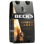 Beck's Amber Lager 4x0,33l