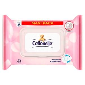 Cottonelle Sensitive Maxi Pack 84 Tücher