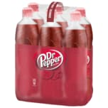 Dr Pepper Cola 6x1l