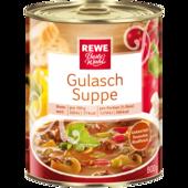 REWE Beste Wahl Gulaschsuppe 800g