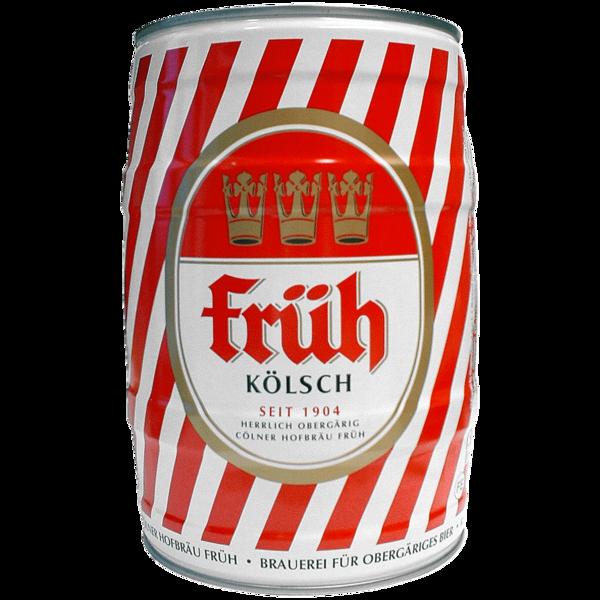 Früh Kölsch Fass 5l