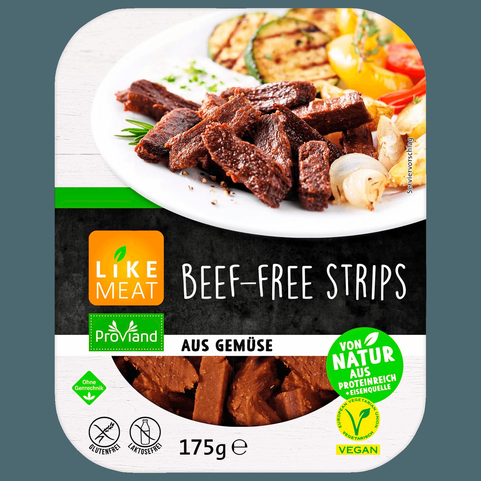 Like Meat Vegane Gemüsefilet-Streifen 175g