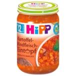 Hipp Bio Kartoffel-Rindfleisch-Eintopf 250g