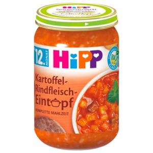 Hipp Kartoffel-Rindfleisch-Eintopf 250g