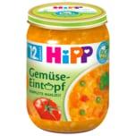 Hipp Bio Gemüse-Eintopf 250g