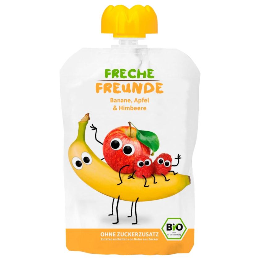 Erdbär Freche Freunde Bio Apfel, Banane & Himbeere 100g