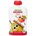 Erdbär Freche Freunde Bio Apfel, Birne & Zimt 100g