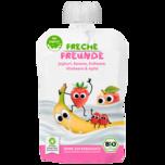 Erdbär Freche Freunde Joghurtmus Erdbeer & Himbeer 100g
