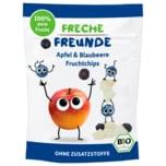 Erdbär Freche Freunde Bio Chips Apfel-Blaubeer 16g