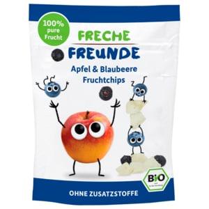 Erdbär Freche Freunde Chips Apfel-Blaubeer 16g