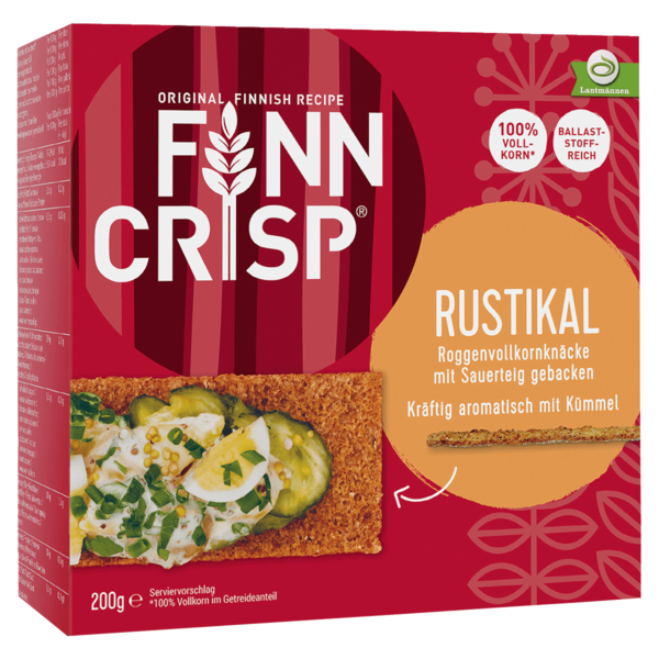 Finn Crisp Rustikal 200g