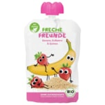 Erdbär Freche Freunde Bio Banane, Erdbeer & Quinoa 100g