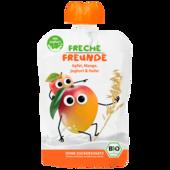 Erdbär Freche Freunde Mango, Joghurt & Hafer 100g